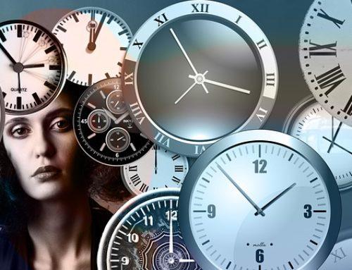 Czas to najcenniejsza waluta w rękach człowieka